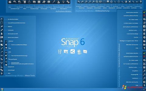Captură de ecran Ashampoo Snap pentru Windows XP