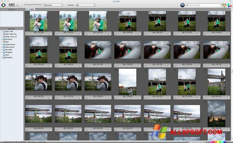 Captură de ecran Photo Mechanic pentru Windows XP