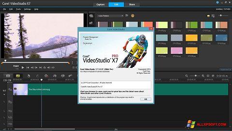 Captură de ecran Corel VideoStudio pentru Windows XP