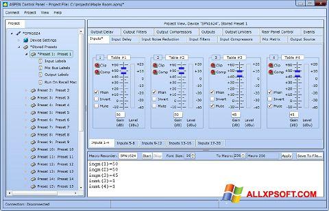 Captură de ecran Macro Recorder pentru Windows XP