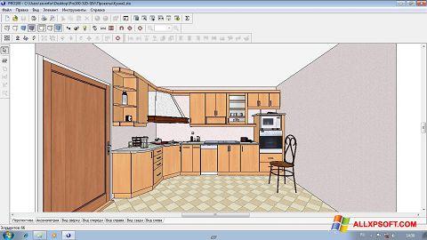 Captură de ecran PRO100 pentru Windows XP